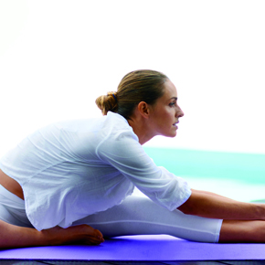 Yoga als Körper-Therapie
