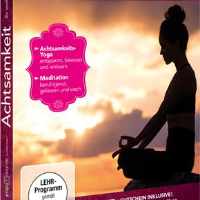 Yoga-Achtsamkeits-DVDs zu gewinnen!