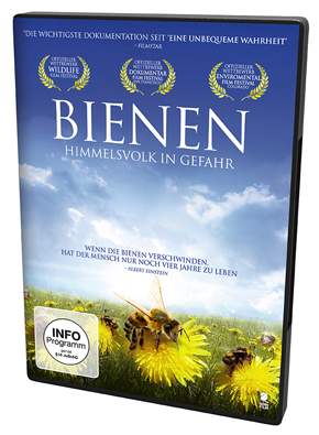 DVD: Bienen – Himmelsvolk in Gefahr