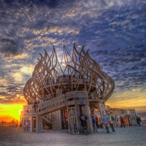 Burning Man – der brennende Mensch