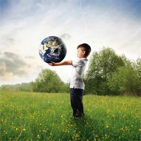 Im Dialog mit Mutter Erde