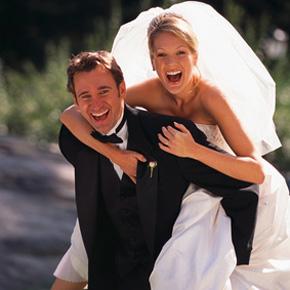 Wird es eine glückliche Ehe?