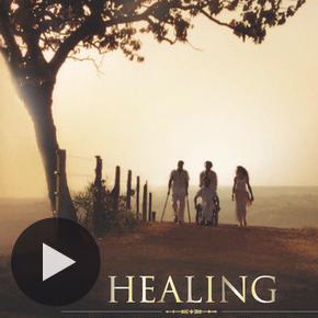 DVD-Cover Healing