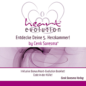 CD Cover »Heart Evolution«