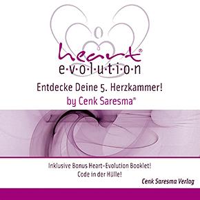 CD Cover »Heart Evolution«