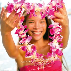 Frieden auf Hawaiianisch