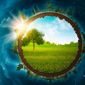 Indianische Weisheit für Mutter Erde