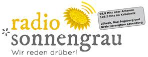 Logo von Radio Sonnengrau