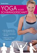 """Cover von Sandra Becks """"Yoga in der Schwangerschaft"""""""